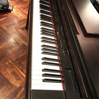 ローランド電子ピアノ「HP550G」差し上げます