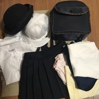 豊田聖霊幼稚園 女児 制服 一式 美品