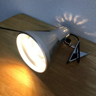 熱をメインに出すライト(赤外線ランプ)