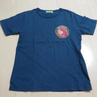 紺のTシャツ