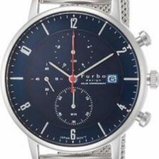Furbo Design フルボデザイン 腕時計 F761-SNVSS