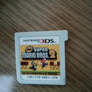 3DSソフト スーパーマリオブラザーズ2