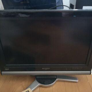 テレビ シャープ23型