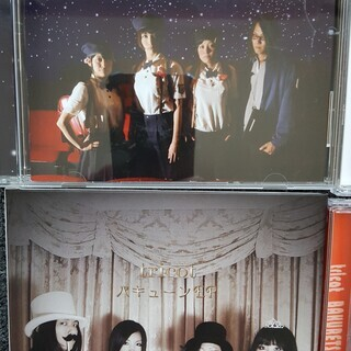 【中古】tricot トリコ CD4枚 - 本/CD/DVD