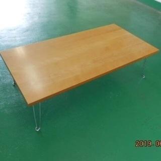 折りたたみ式テーブル無料で差し上げます