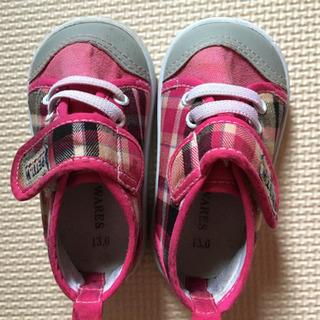 スニーカー 靴 ベビー 13.0センチ