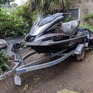 【価格応談します。】ヤマハ水上バイク売ります。