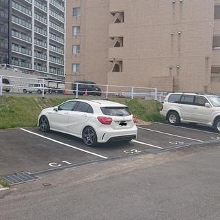 月極め駐車場