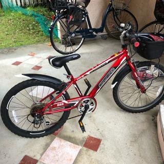 自転車 22インチ