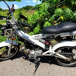 125ccバイク ザックスマダス(ドイツ)売ります
