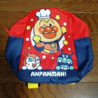 【新品・未使用】アンパンマン リュック