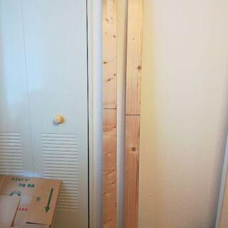 ツーバイフォー 2x4 DIY 2本 ジョイント金具1個