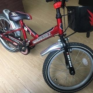 子供用自転車  アメリカンイーグル AE BMX18インチ