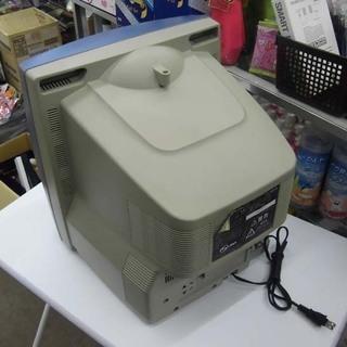 札幌 リモコンなし 動作OK テレビデオ ビデオデッキ ブラウン管TV テレビ 14型 フナイ電機 2004年製 − 北海道