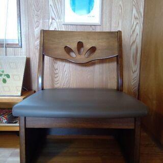 天然木 椅子 日本製