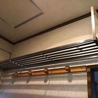 【芦屋市】7月半ば〆 ステンレス キッチン 吊り棚 収納棚