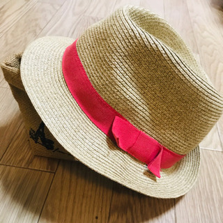 UNITED ARROWS BEAUTY&YOUTY麦わら帽子