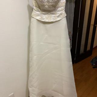 ウエディングドレス(未使用)