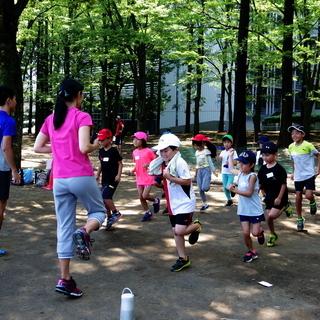 JRPO夏休みナイターかけっこ教室2019  参加小学生募集