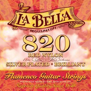 La'Bella フラメンコギター弦#820