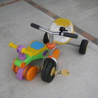 幼児用三輪車等