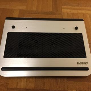 【取引終了】ELECOM PCクーラー 7型~10.2型ワイド・...