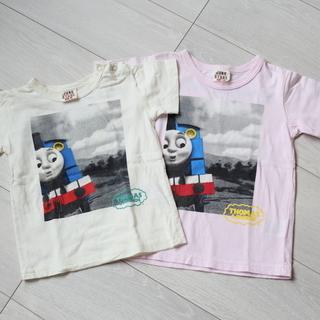 トーマス半袖Tシャツ サイズ90・サイズ100 2枚セット