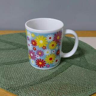 マグカップ(花)