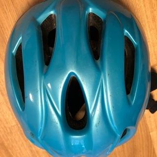 子ども用自転車ヘルメット(ブルー)