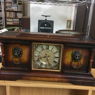 レトロシチズン  置時計 時報装置付 動作品