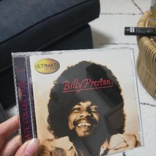 良品!ビリープレストンのアルバム!