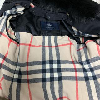 Burberry トレンチコート メンズ レディース ファー ライナー - 服/ファッション