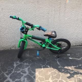 子供用自転車 HARO 16インチ 中古