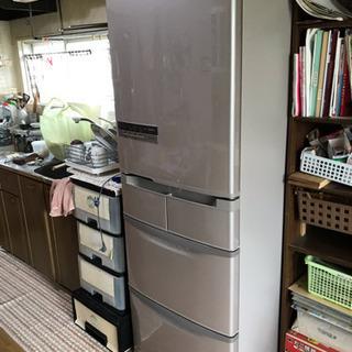 ☆取引中☆ 日立 415L 5ドア冷蔵庫(ハイブライトステンレス...