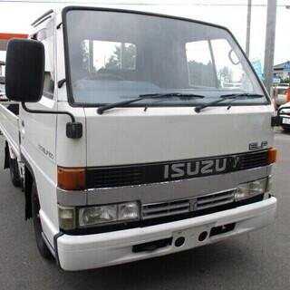 いすゞ エルフ150 1t ディ-ゼル A/C付 5MT