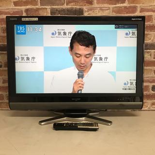 即日受渡可❣️シャープ32型 アクオス液晶テレビ 6000円