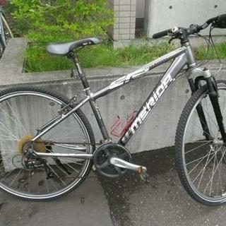 札幌 メリダ クロスバイク CROAD 8500SX シートチュ...