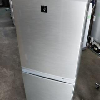 [SHARPプラズマクラスター搭載冷蔵庫]⁑リサイクルショップヘルプ
