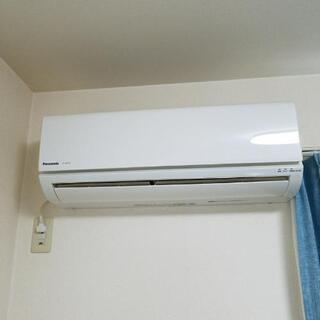 エアコン取付します❗エアコンガス補充します❗カード使えます