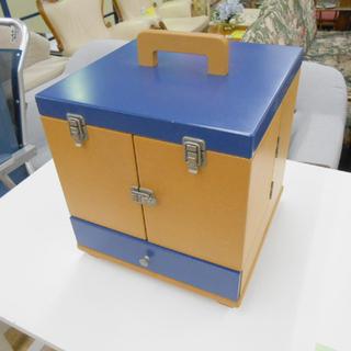 コスメBOX ジュエリー メイク 三面鏡 ボックス 木製 化粧箱...