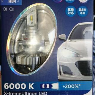 PHILIPS フィリップス LED HB3~HB4 6000K...