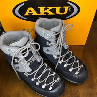 登山靴  女性サイズ アイガー3GTX   AKU EIGER ...