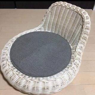 桜屋工業 ♥ コンパクト 座椅子 藤