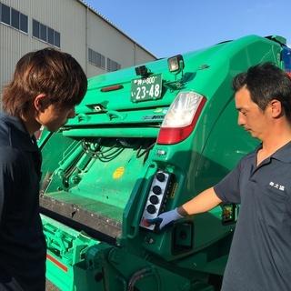 ゴミ収集作業員(アルバイト)