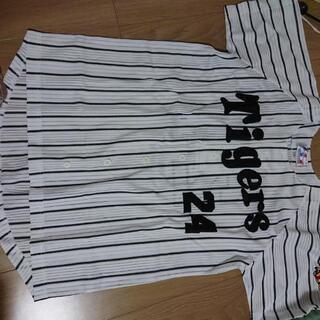 阪神タイガース 檜山 Tシャツ
