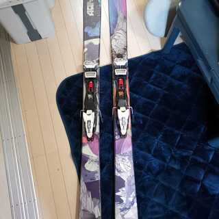 ARMADAスキー板 (181cm)+ MARKER BARON...