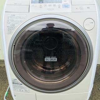 🐤本日のセール🐤520番 ドラム式入荷😍日立✨電気洗濯乾燥機😘BD...