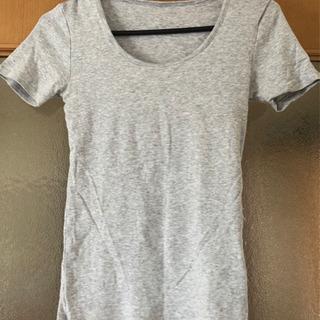 UNIQLO レディース  S 綿100% Tシャツ (中古美品)