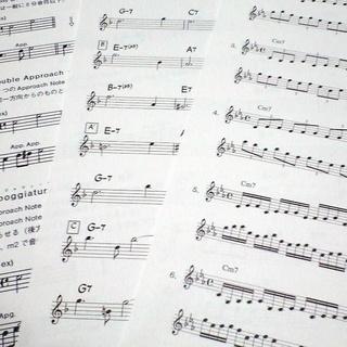 ジャズピアノ他 個人レッスン(大人対象)☆単発、不定期もOK
