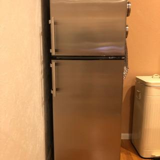 〈1〜2人暮らし用〉2018年製 136L冷蔵庫